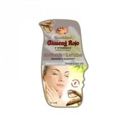 Máscara Facial Ginseng e Vitamina E Sys