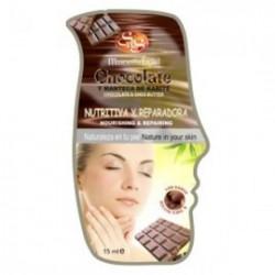 Máscara Facial Chocolate e Karité Sys
