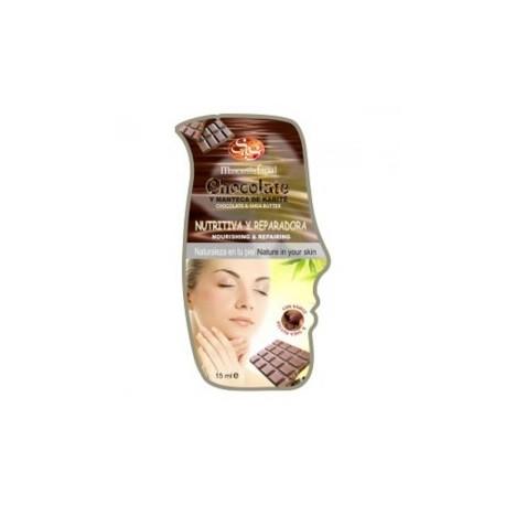 Máscara Facial Chocolate e Karité 15ml