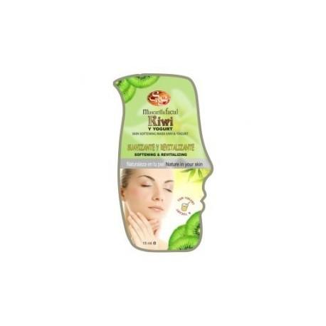 Máscara Facial Kiwi e Iogurte 15ml