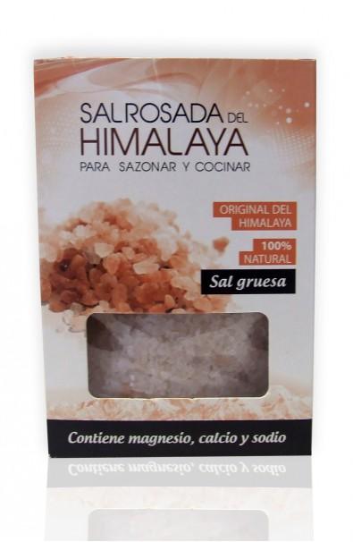 Sal Rosado dos Himalaias Sal Grosso 1000g