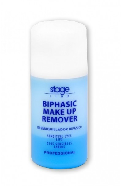Biphasic Make Up Remover Stage