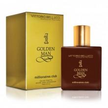 Perfume Vittorio Bellucci Golden Man