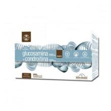 Glucosamina + Condroitina forte - Natrumil - 20 ampolas
