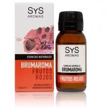 Essência brumaroma de frutos vermelhos Sys 50 ml