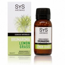 Essência brumaroma Lemon grass Sys 50ml