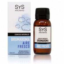 Essência brumaroma aire fresco Sys 50ml