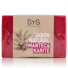 Sabão de manteiga de Karité Sys