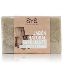 Sabão natural Esfoliante p/pés Sys
