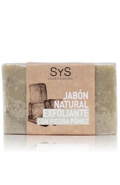 Sabão natural Esfoliante c Pedra Pomes 100g