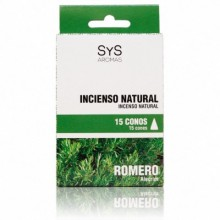 Incenso Natural de Alecrim Sys