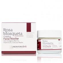 Creme Facial Noite Rosa Mosqueta Sys