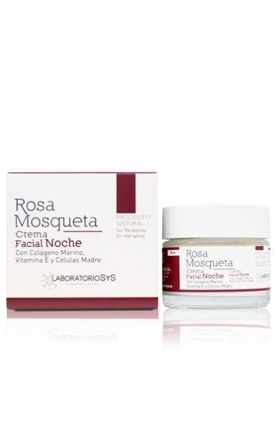Creme Facial Noite Rosa Mosqueta 50ml